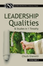Elders SHOPNOTES: A Collection of Essays: Volume 2: Leadership Qualities