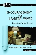 Elders SHOPNOTES: A Collection of Essays: Volume 5: Encouragement for Leaders Wives